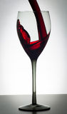 Бокал вина Стоковое Фото