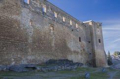 Боковая часть Sabiote замка Стоковая Фотография
