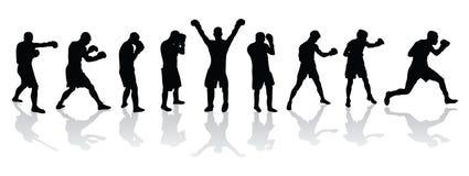 боксеры Стоковые Фото