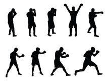 боксеры бесплатная иллюстрация