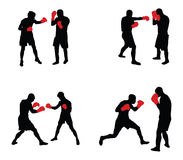 боксеры Стоковая Фотография RF