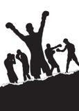 боксеры Стоковое Изображение