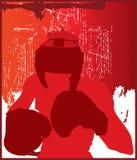 боксер бесплатная иллюстрация