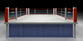 бокс арены Стоковые Изображения RF