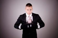 Бокс костюма Стоковое Фото