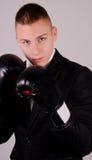 Бокс костюма Стоковые Изображения RF