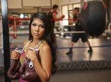 Бокс красоты Latina Стоковое Фото