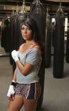 Бокс красоты Latina стоковая фотография