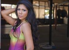 Бокс красоты Latina стоковая фотография rf