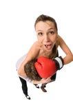 бокс Стоковая Фотография