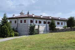 Болгария, Melnik, монастырь Rozhen стоковые фото