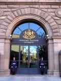 болгарская республика президентства Стоковые Фотографии RF