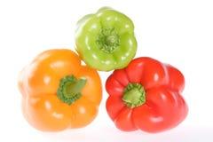 болгарские овощи перца Стоковая Фотография