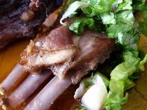 болгарский обед пасха Стоковые Фото