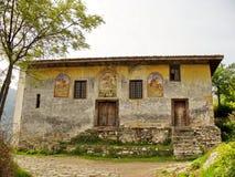 болгарский скит старый стоковое изображение rf