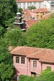 болгарский старый городок Стоковые Фотографии RF