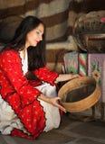 болгарский costume Стоковое Изображение