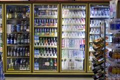 более холодное питье Стоковые Изображения RF