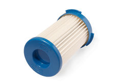более чистый вакуум фильтра Стоковые Фотографии RF