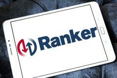Более шереножный логотип компании Стоковые Фотографии RF