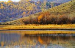 более hulunbeier река Стоковое Изображение