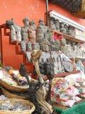 Боливийский рынок Стоковое фото RF