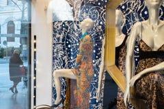 Болонья, внутри интимного магазина Стоковые Фотографии RF