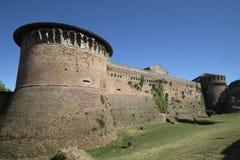 Болонья Imola, Италия: замок Стоковое Фото