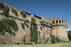 Болонья Imola, Италия: замок Стоковые Фотографии RF