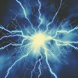 Болт грома Стоковая Фотография RF