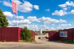 Больница фермы гоньбы в Enfield Лондоне стоковые изображения rf