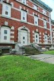 Больничная палата иммигранта острова Ellis Стоковое Изображение