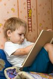 больной ребенка Стоковые Фотографии RF