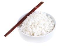 большая ая сваренная шаром белизна риса Стоковое Фото