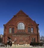 Большая баптистская церковь соединения Стоковая Фотография