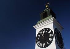 большая башня часов 02 Стоковые Изображения