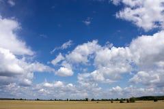 Большая венгерская равнина Стоковое Фото