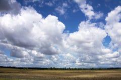 Большая венгерская равнина Стоковое Изображение