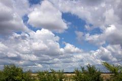 Большая венгерская равнина Стоковая Фотография