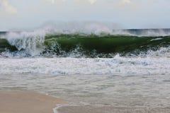 Большая волна Стоковые Изображения RF