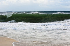 Большая волна Стоковое фото RF