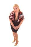 большая девушка платья стоковые изображения