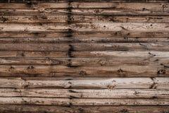 Большая деревенская деревянная предпосылка текстуры стены стоковые фотографии rf