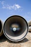 большая длинняя труба Стоковые Изображения RF