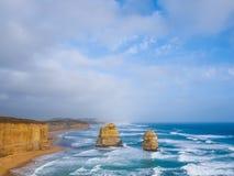 Большая дорога океана, Виктория, Австралия Стоковое фото RF