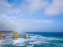 Большая дорога океана, Виктория, Австралия Стоковые Фото