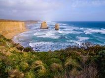 Большая дорога океана, Виктория, Австралия Стоковые Изображения