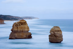 большая дорога океана Стоковые Изображения