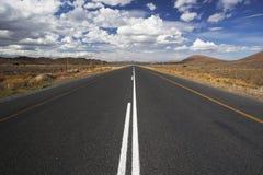 большая дорога Стоковые Изображения