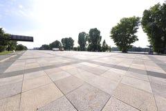 большая дорога nazi стоковое изображение rf